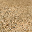 Texture of beach sand - Stock Photo