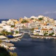 Royalty-Free Stock Photo: Panoramic view of the Agios Nikolaos