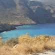 Stock Photo: Island Crete coast