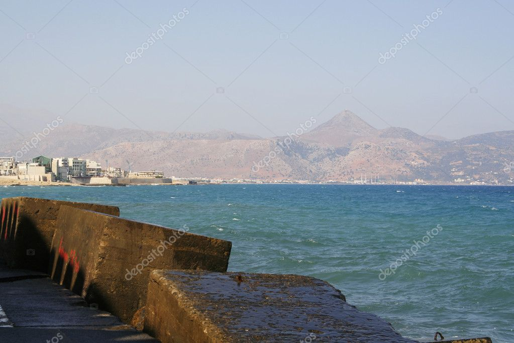 Island Crete coast — Stock Photo #1162824