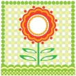 Vector flower — Stock Vector #1194789