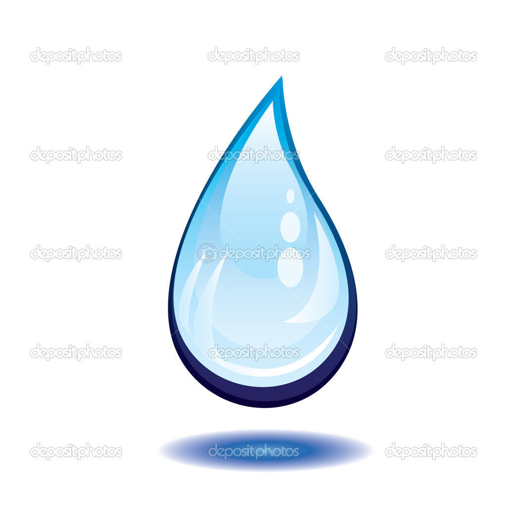 Water drop — Stock Vector #2449987