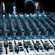 Audio Mixer — Stock Photo #1052704