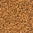 Closeup of the instant coffe background — Stock Photo