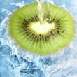 Fresh kiwi — Stock Photo