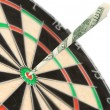 Royalty-Free Stock Photo: Money darts