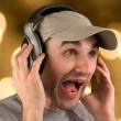 Too loudly — Stock Photo #1075356