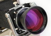 Big camera — Stock Photo