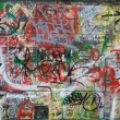 Graffiti background — Stock Photo #1100317
