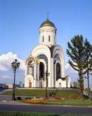 Church of St. George (War Memorial on Po — Foto de Stock