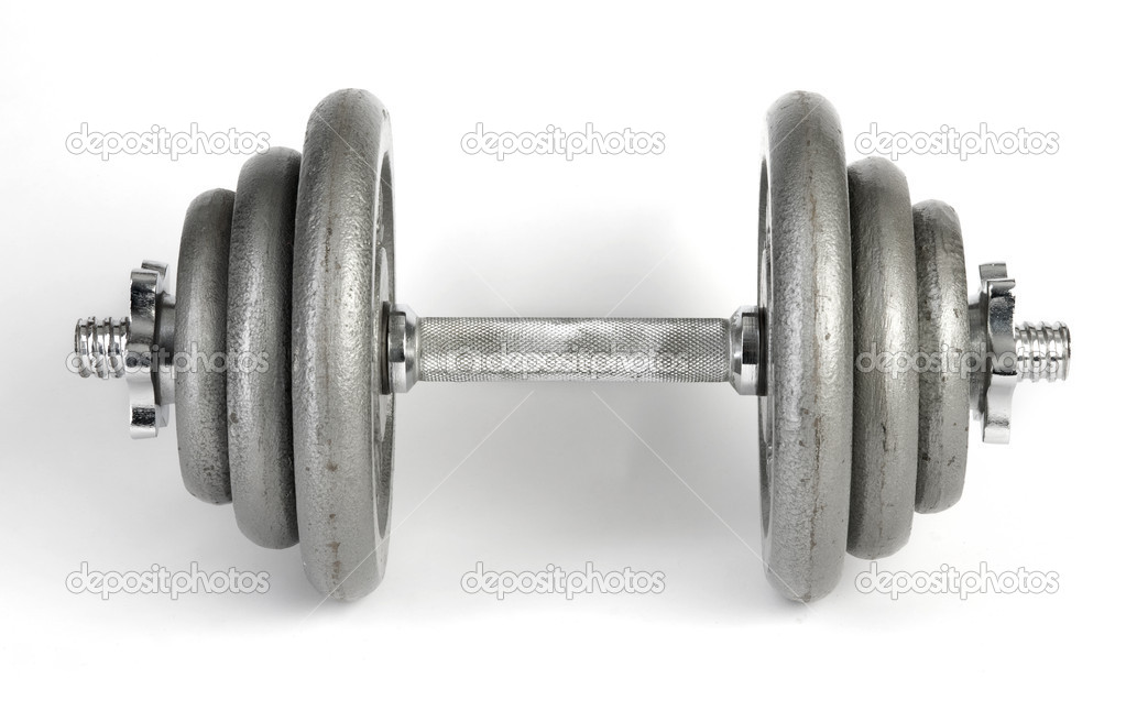 Dumbbell — Foto de Stock   #1138879