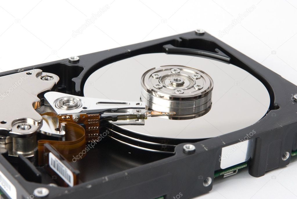 Hard disk drive — Stock Photo #1139067