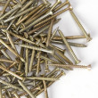 Long screws — Stock Photo