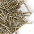 Stock Photo: Long screws