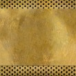 Brass yellow metal — Stock Photo