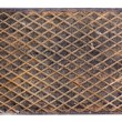 Stock Photo: Rusty metal plate