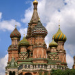 St. Basil's Cathedral - Stock Photo