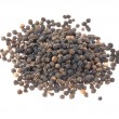 Stock Photo: Black peppercorns