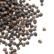 Close up of black peppercorns — Stock Photo #1560981