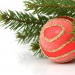 Christmas ball — Stock Photo #1585525