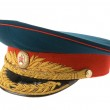 Soviet army cap — Stock Photo #1630478