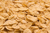 Cornflakes background — Stock Photo