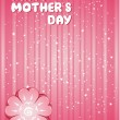 Happy Mother's Day — Imagen vectorial