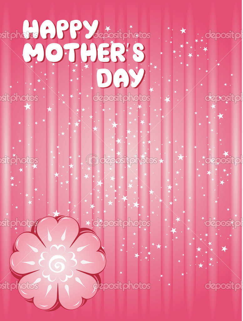 Happy Mother's Day  Stock Vector #1881030