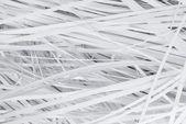 Bir parça kağıt şeritler — Stok fotoğraf