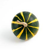 Striped pumpkin 1 — Stock Photo
