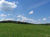 開いた空の pirogovo 3 の下の博物館 — ストック写真
