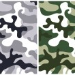 Royalty-Free Stock Vector Image: Camouflage1