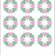Greeting card 1 — Stock Vector