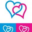 Heart signs — Stock Vector #1166854