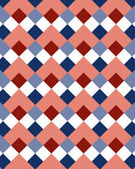 Pattern rhombus 1 — Stock Vector