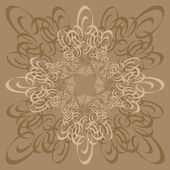 Decorative pattern1 — Stock Vector