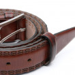 Men`S Belt — Stock Photo