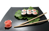 Japanese roll — Stock Photo