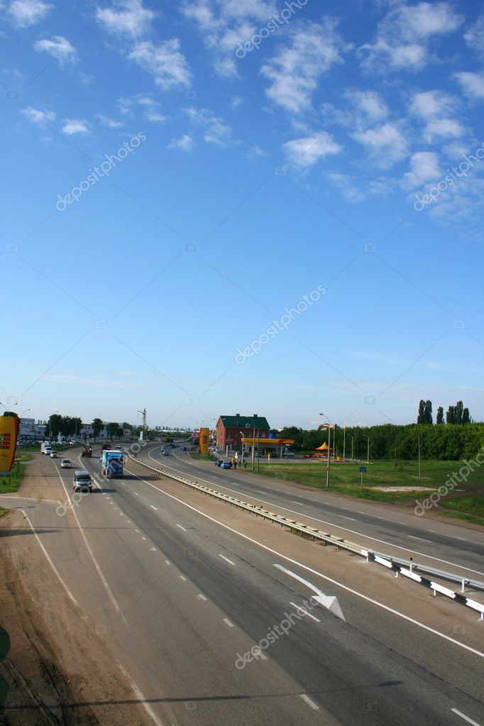 Route — Stock Photo #1074792