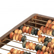Old Wooden Abacus — Stock Photo #1088342