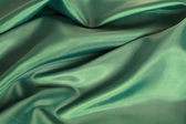 Green Cloth Textured — Stock Photo