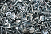 Screws Textured — Stock Photo