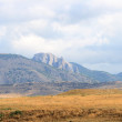 Stock Photo: Crimea Mountain Landscape