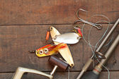 Fishing Tackle — Stockfoto