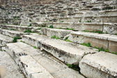 Ancient Greek Amphitheatre — Stock Photo