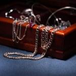 Jewellery Box — Stock Photo