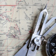 Navigation equipment — Stock Photo
