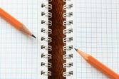 Cuadernos de espiral — Foto de Stock