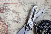 Navigation equipment — Stock Photo