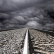 Railroad track — Stock Photo #1180470